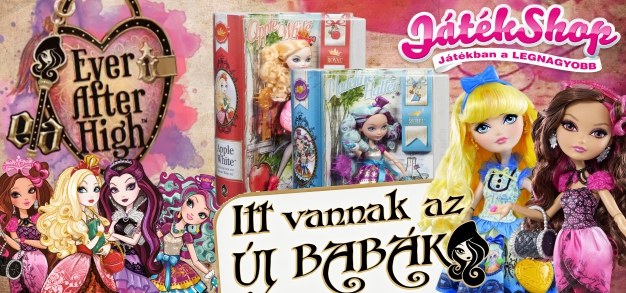 Ever After High babák