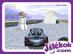 3D Winter Race