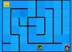 Angry Birds Maze