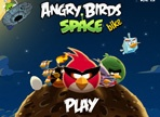 Angry Birds Space-Bike