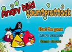 Angry birds counterattack