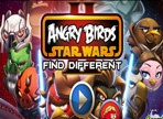 Angry birds star wars differences