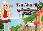 Apple White DressUp