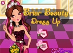 Briar Beauty dress up - restaurant