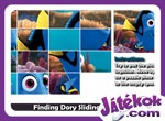 Finding Dory Sliding Puzzle