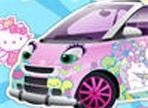 Hello Kitty Car Decoration