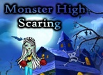 Monster High Scaring