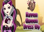 Raven Queen Dress Up